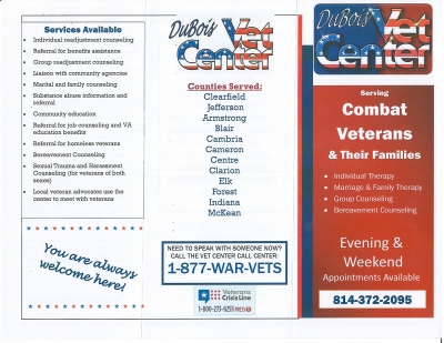 DuBois Vet Center
